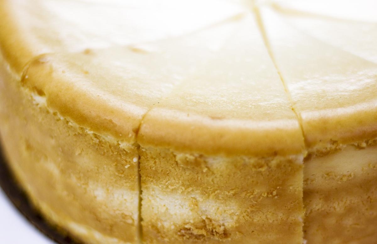 Vanilla Cheesecake - Great Northern Baking Company
